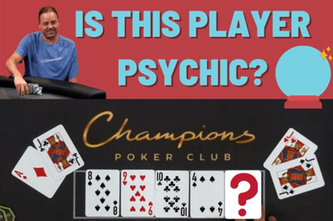 Troy Clogston Lone Star Poker Series