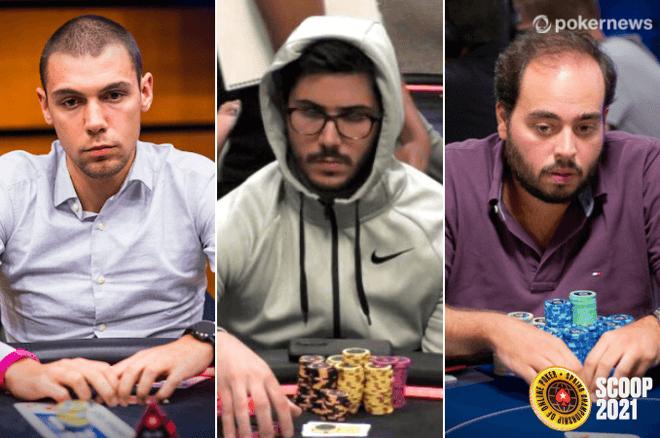 Rui Ferreira, Luís Faria e Nuno Capucho