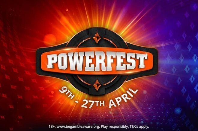 Diego Cuellar wins partypoker Powerfest Main Event 2021