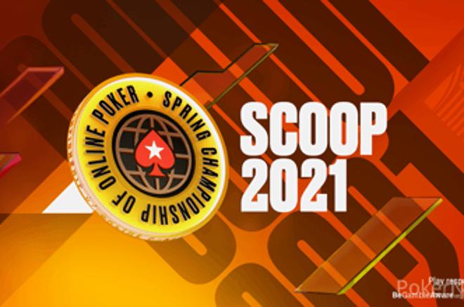 SCOOP 2021 PokerStars Cantaloupe Main Event