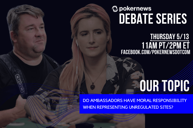 PokerNews Debatten Serie