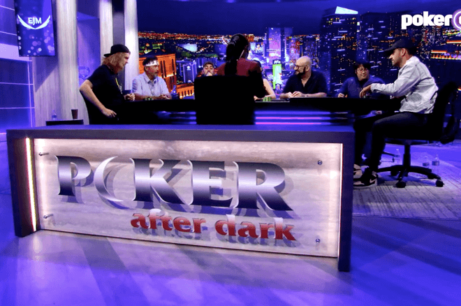 """Action was heavy on this week's """"Poker After Dark."""""""