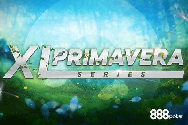 XL Series Primavera na 888poker