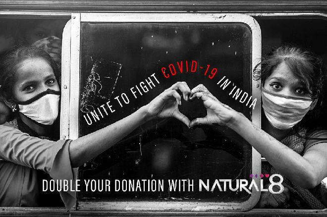Natural8 COVID-19 Fundraiser for India