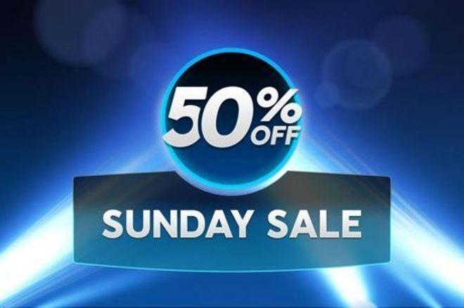 Sunday Sale Results