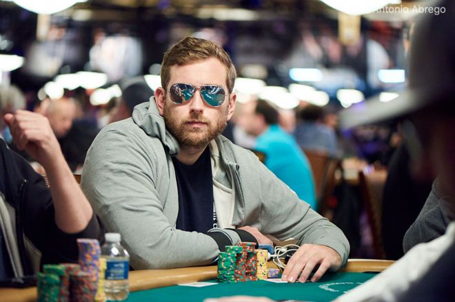 Connor Drinan WPT Online Series Main Event