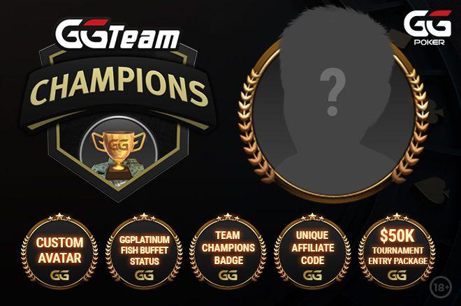 GGPoker Team Champions