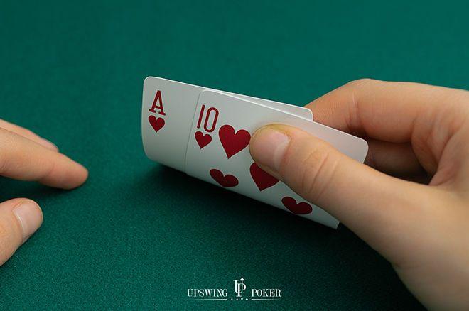 Upswing Poker Ace-Ten Suited