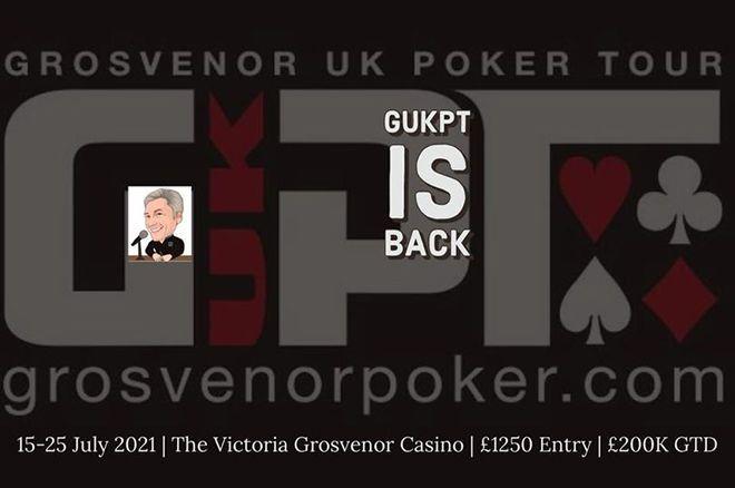 Grosvenor UK Poker Tour