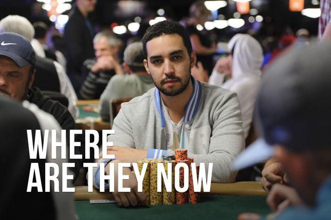 Ramzi Jelassi had a successful poker career.