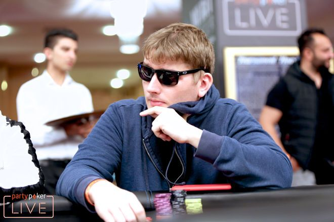Christian Rudolph World Poker Tour Online Series