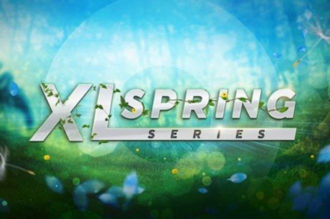 XL Spring Series at 888poker