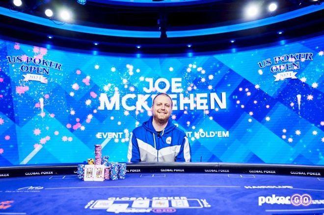 Joe McKeehen Wins USPO Event #3