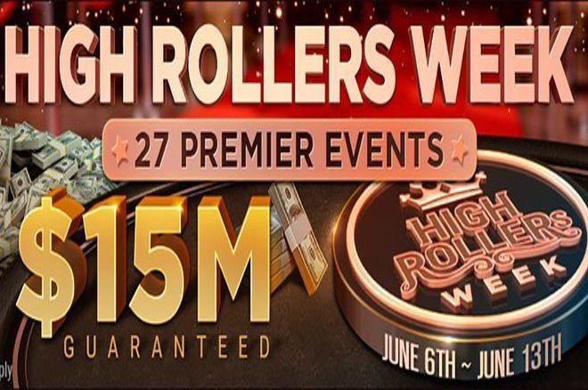 High Rollers Week at GGPoker