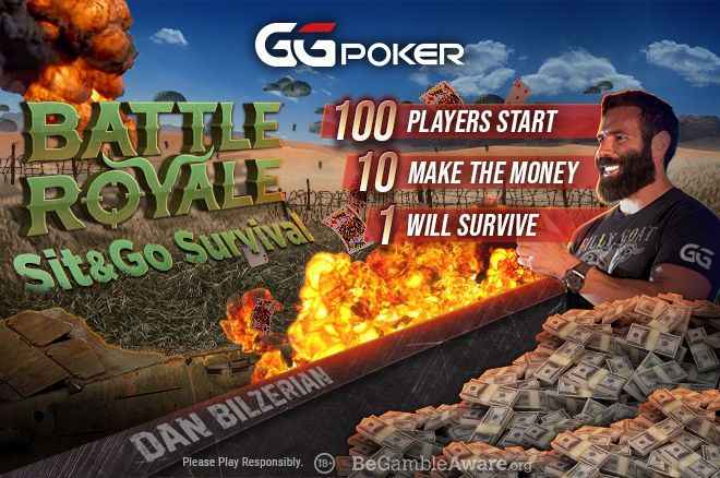 Dan Bilzerian's Battle Royale on GGPoker