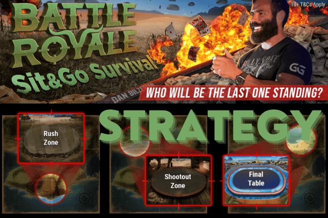 GGPoker Dan Bilzerian's Battle Royale Strategy