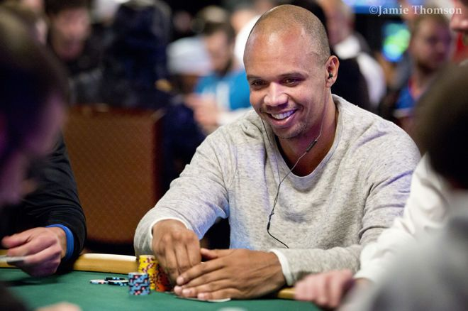 Phil Ivey World Series of Poker