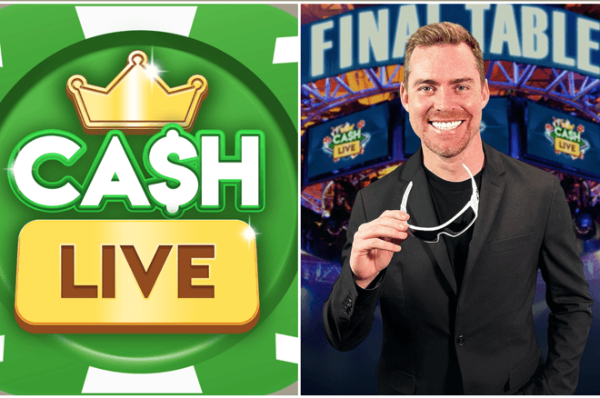 Matt Jarvis Cash Poker Live