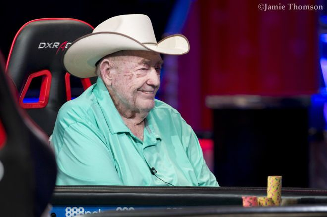 Doyle Brunson plans to play a few select tournaments at the World Series of Poker 2021. The poker legend has 10 bracelets