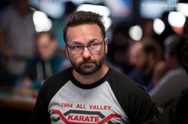 Daniel Negreanu WSOP 2021