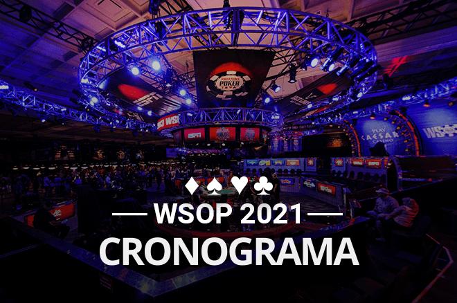 World Series of Poker 2021