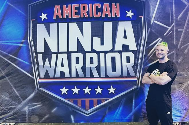 Tony Miles American Ninja Warrior