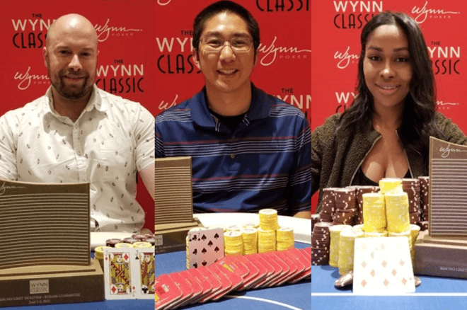 2021 Wynn Summer Classic winners