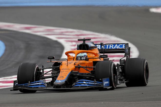 Daniel Ricciardo Formula 1 McLaren and partypoker