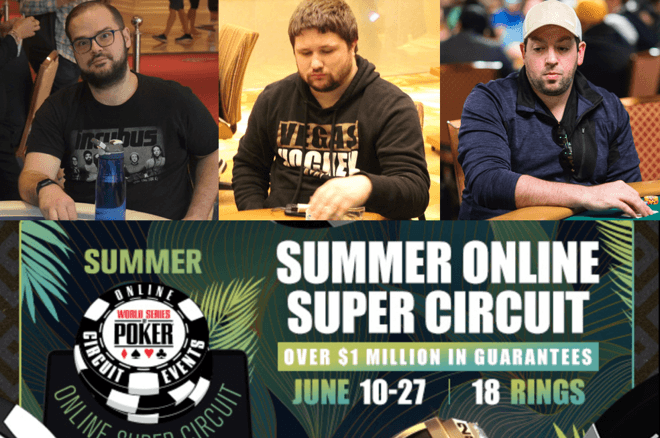 WSOP.com Online Summer Super Circuit Series