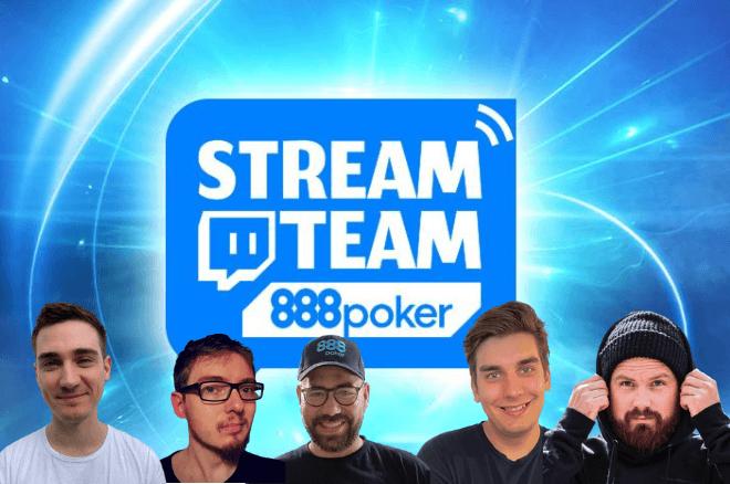 888poker Stream Team