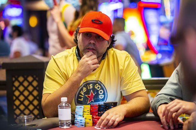 Jimmy D'Ambrosio World Poker Tour
