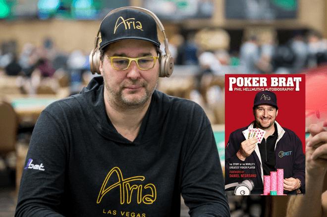 Phil Hellmuth - Poker Brat Autobiography