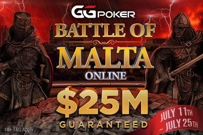 Battle of Malta Online 2021