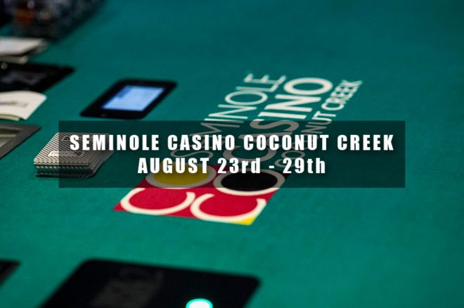 RGPS Seminole Casino Coconut Creek