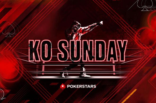 KO Sunday no PokerStars