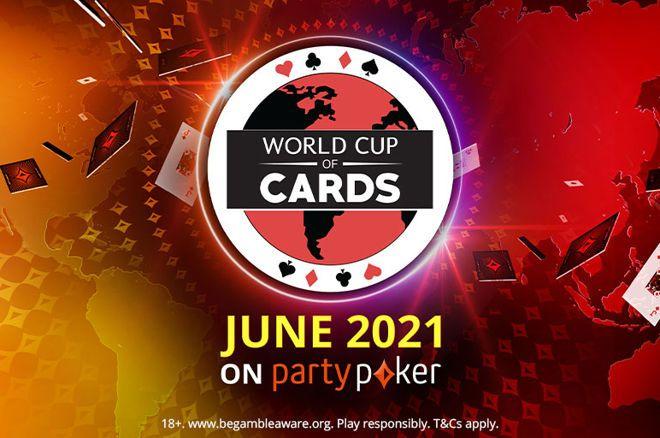 Partypoker Piala Dunia Kartu