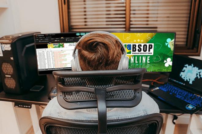 BSOP Online no PokerStars