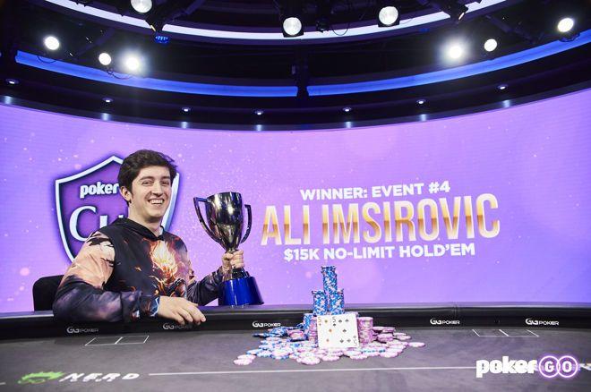 Ali Imsirovic Memenangkan Acara Piala PokerGO #4