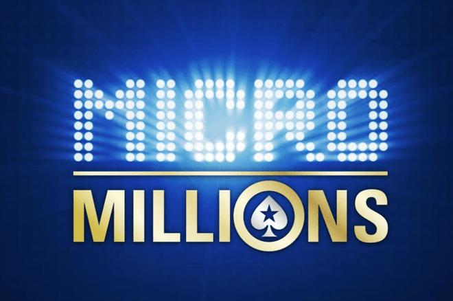 PokerStars Micro Millions 2021