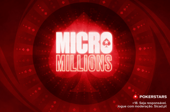 MicroMillions na PokerStars.pt