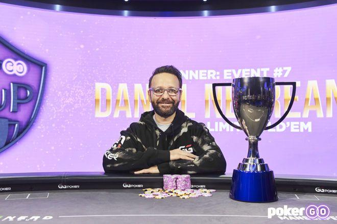 Daniel Negreanu Memenangkan Acara Piala PokerGO #7