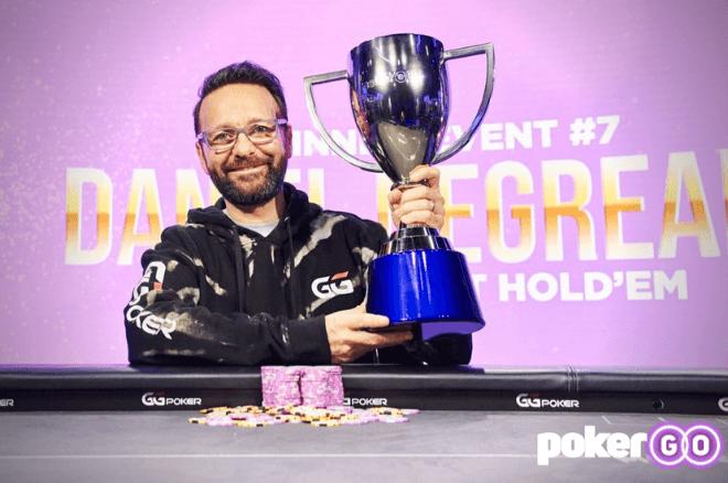 Daniel Negreanu campeão na PokerGo Cup