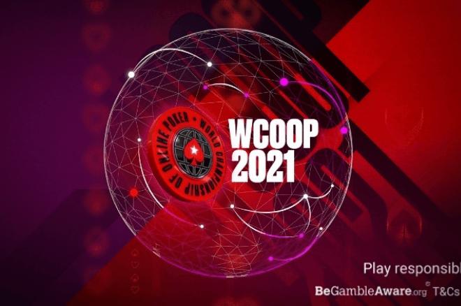WCOOP 2021 no PokerStars