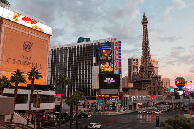 Bally's e Paris, Las Vegas