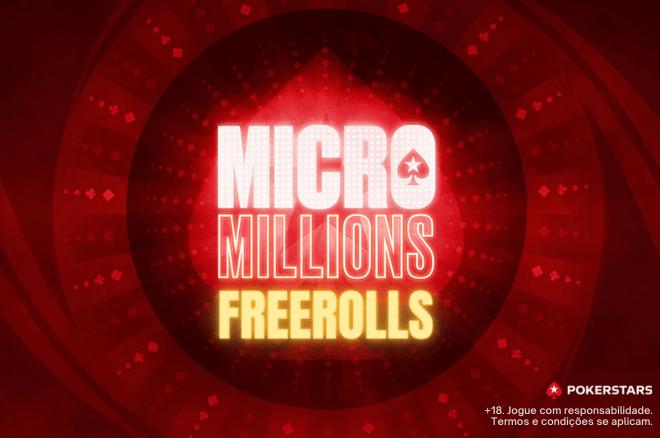 Freeroll com US$ 100.000 em tickets no PokerStars - HOJE!