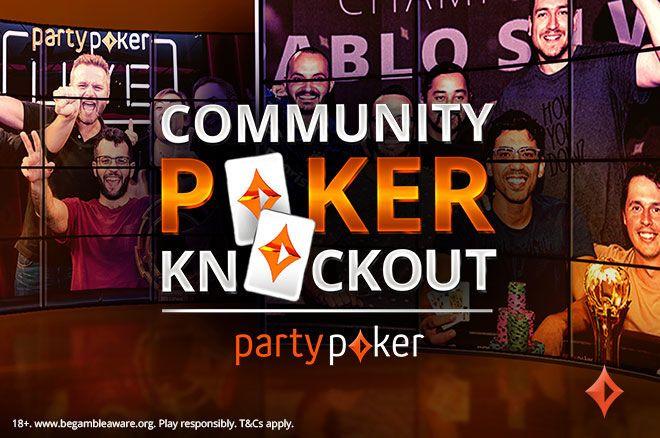 partypoker Community KO