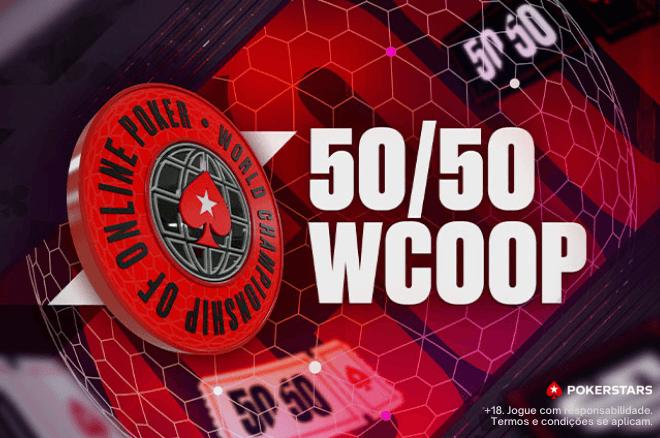 50/50 WCOOP no PokerStars