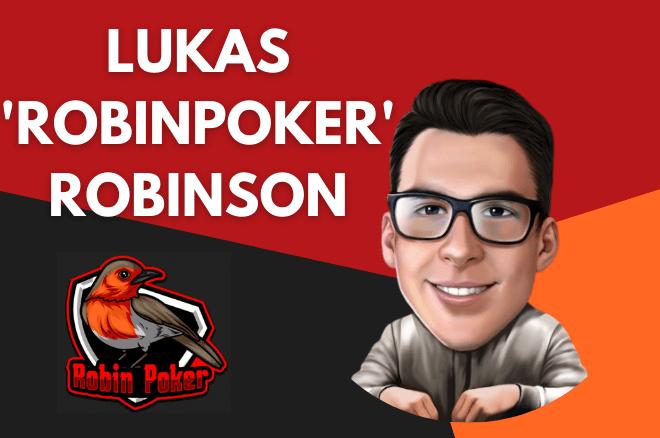 Lukas 'RobinPoker' Robinson GGPoker WSOP Preview