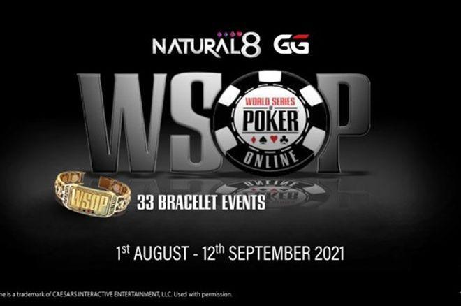 Penawaran Eksklusif Online Natural8 WSOP