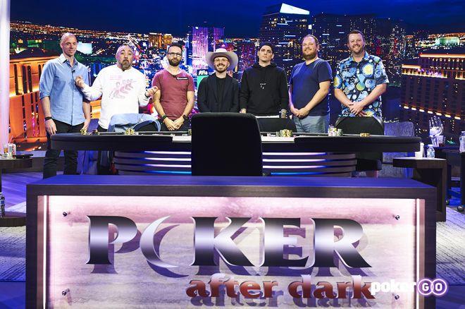 Poker Setelah Gelap